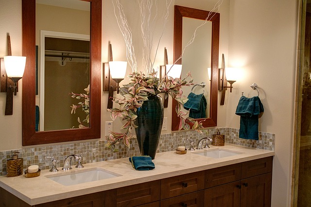 How to stage a bathroom for a home sale